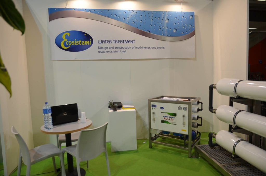 stand ecosistemi a my Plant and Garden 2017.2