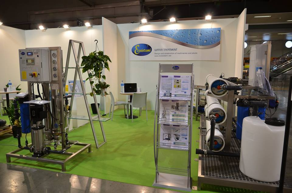 stand ecosistemi a my Plant and Garden 2017.3