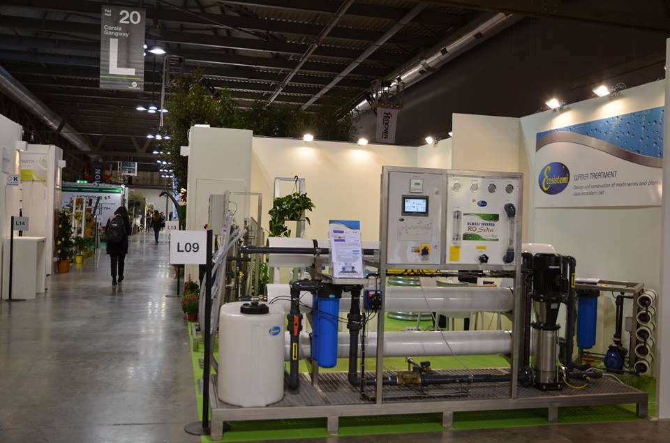 stand ecosistemi a my Plant and Garden 2017.4